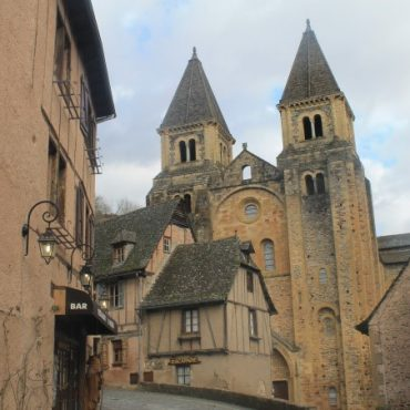 Chataigneraie / Conques — 128kms